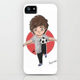Football Louis iPhone Case