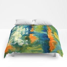 Aquamarine Dreams Comforters