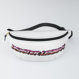 Disaster Lesbian Fanny Pack