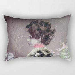 Snow queen Rectangular Pillow