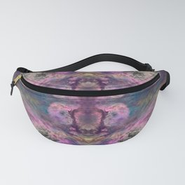 Abstract Blossom Fanny Pack