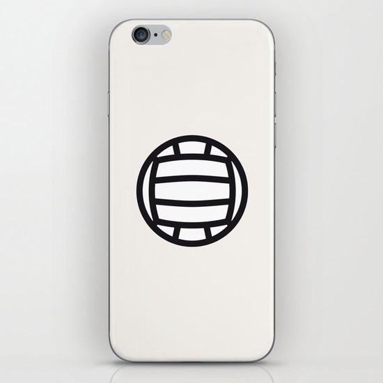 Volleyball - Balls Serie iPhone & iPod Skin
