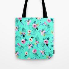 Calypso Floral Tote Bag