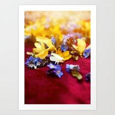 Spring Offering Art Print