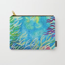 Underwater seaweed Carry-All Pouch
