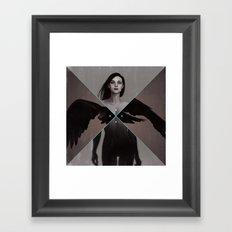 Live to win II  Framed Art Print