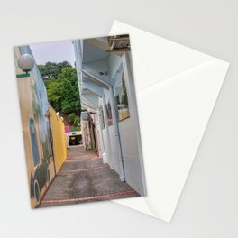 Napier City Alleyway Stationery Cards