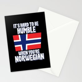 Norway Scandinavia Gift Oslo Stationery Cards