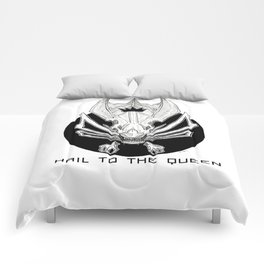 Hail to the Queen Comforters