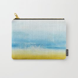 Waves and memories Carry-All Pouch