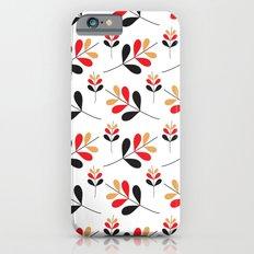 Fall Bloom Slim Case iPhone 6s