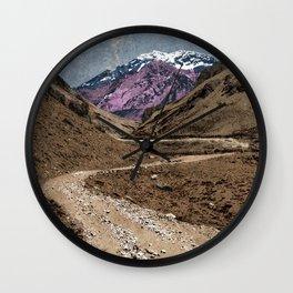 Aconcagua Wall Clock