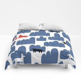 Animal World Comforters