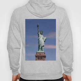 Statue of liberty Photograph Hoody