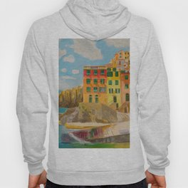chinque terre Hoody