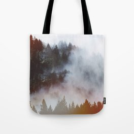 Strange things Tote Bag