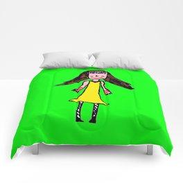 ELiSAVET self-portrait Comforters