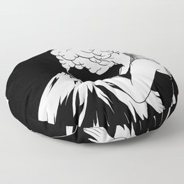 Head in the Clouds Floor Pillow
