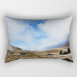mountains landscape Rectangular Pillow