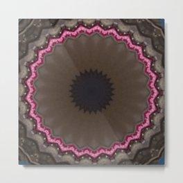 Some Other Mandala 476 Metal Print