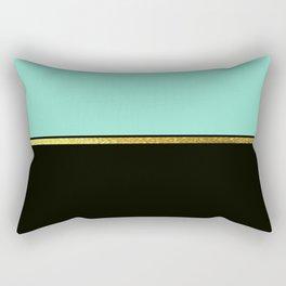 Spring Minimalist Rectangular Pillow