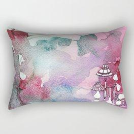 LAMPS Rectangular Pillow