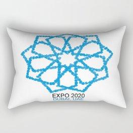 EXPO 2020 DUBAI, UAE Rectangular Pillow