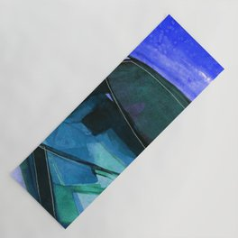 Abstraction 317I by Kathy Morton Stanion Yoga Mat