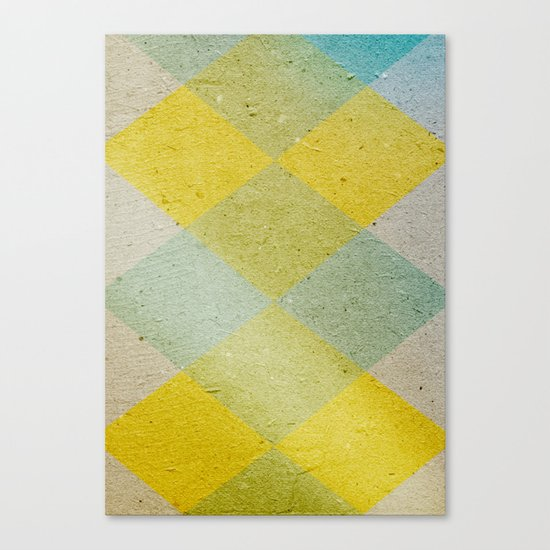 Remember Summer Canvas Print