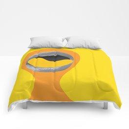 Cheeto Comforters