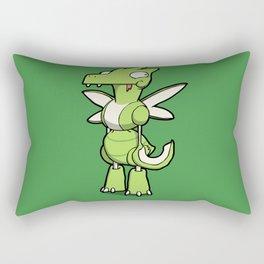 Pokémon - Number 123 Rectangular Pillow