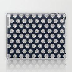 Glitter Pois Laptop & iPad Skin