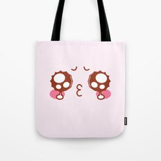 Cute and love Tote Bag