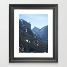 Fliping Framed Art Print