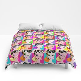 Pop Art Barbie Comforters