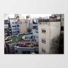 Urban Landscape 01 Canvas Print