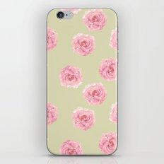 Perennial Pattern iPhone & iPod Skin
