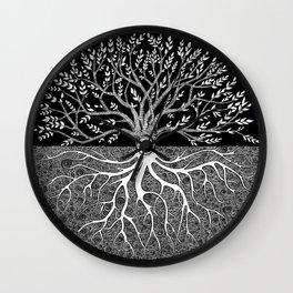 Druid Tree of Life Wall Clock