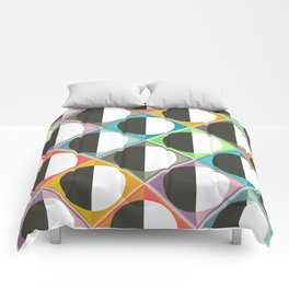 eclipse diamonds Comforters
