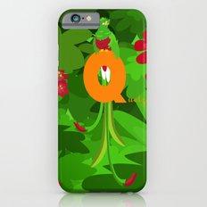 q for quetzal iPhone 6s Slim Case