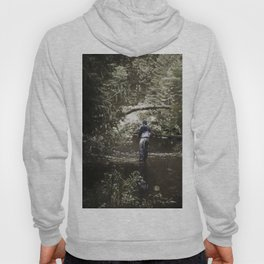 Trout River Fishing Hoody