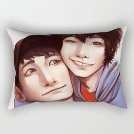 Tadashi is Here Rectangular Pillow
