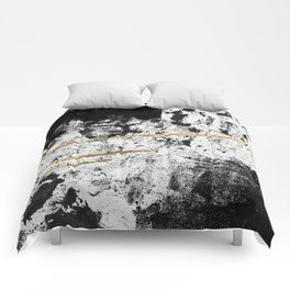 Gilded Grit Light Comforters