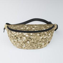 Cali Summer Vibes Lady Glitter #1 #shiny #decor #art #society6 Fanny Pack