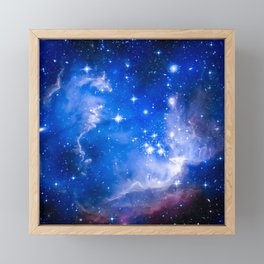 Cosmos 3-2 Framed Mini Art Print