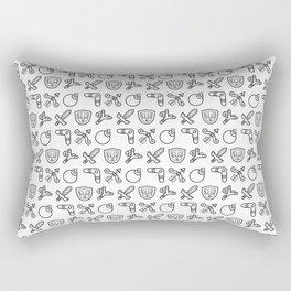 Legend of Zelda - Patterns Rectangular Pillow
