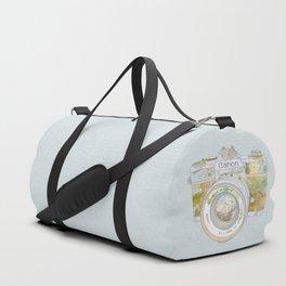TRAVEL CAN0N Duffle Bag
