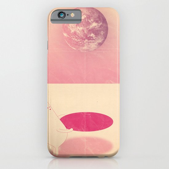 casca la terra iPhone & iPod Case