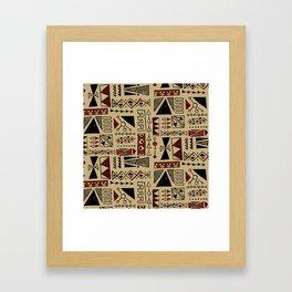 Nonda Framed Art Print