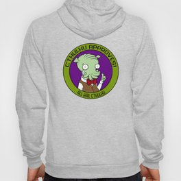 Cthulhu Approves! Hoody